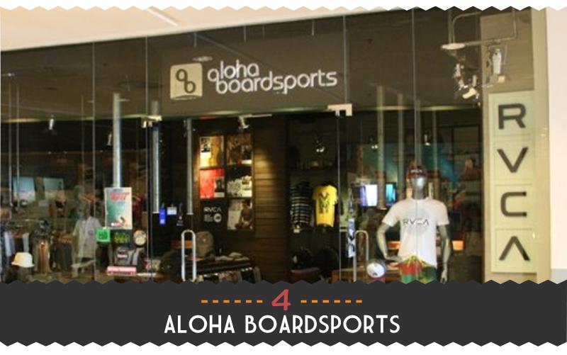 4. Aloha Boardsports