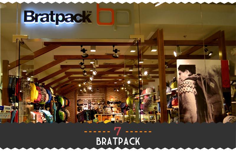 7. Bratpack
