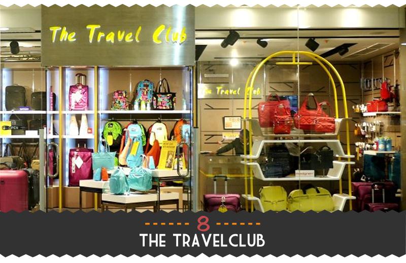 8. The travel Club