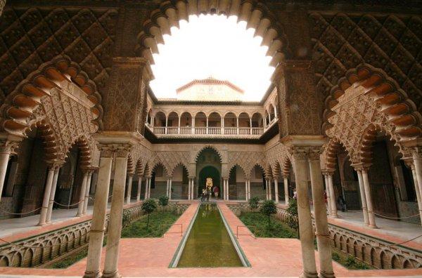 Dorne - Alcazar of Seville