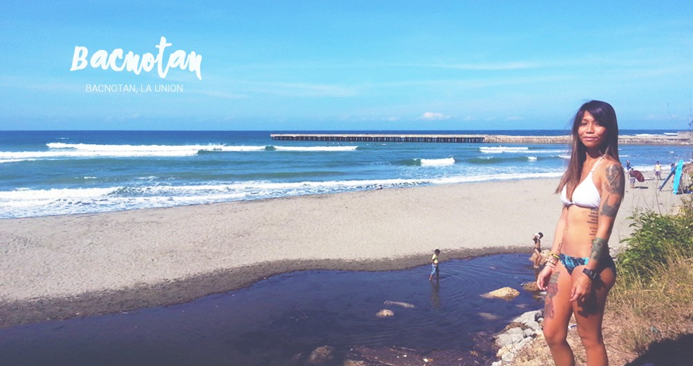 Bacnotan Is Another La Union Favorite And It Commonly Known As The Surf Spot Beside Holcim Cement Factory If S Longer Rides On A Sandy Break That