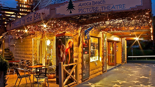 Avoca Beach Picture Theater in Australia