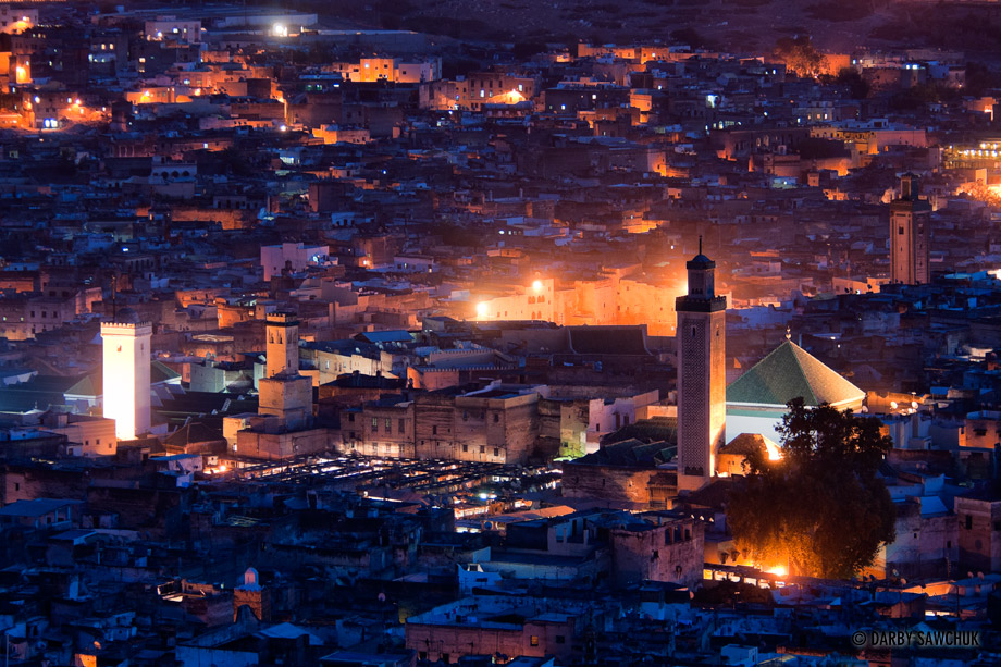 Morocco's-Most-Historic-Sites-Fez