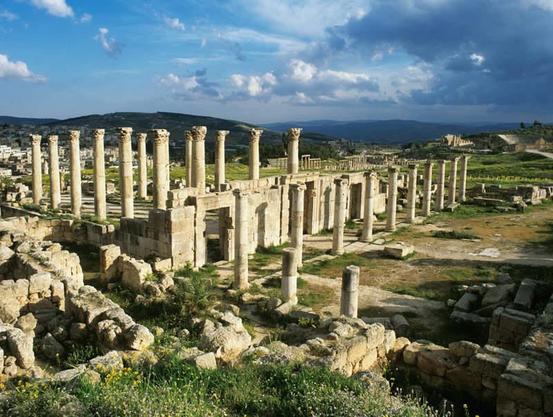 Morocco's-Most-Historic-Sites-Volubilis