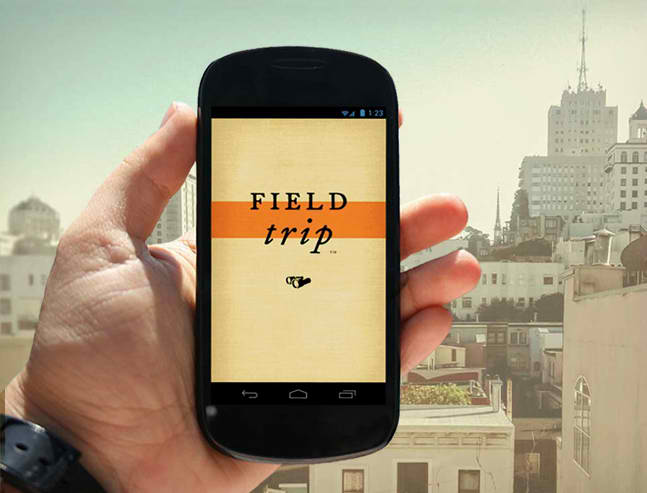Field-Trip-App-for-Android