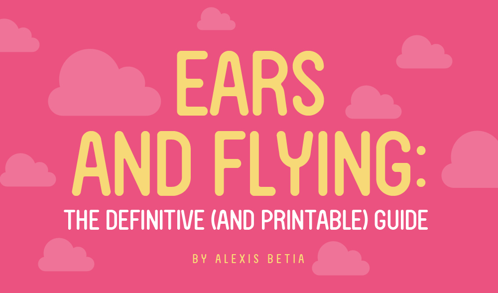 Ears and Flying
