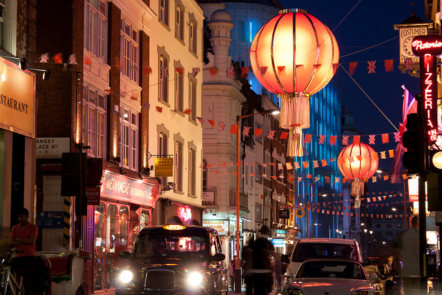 Chinatowns - London