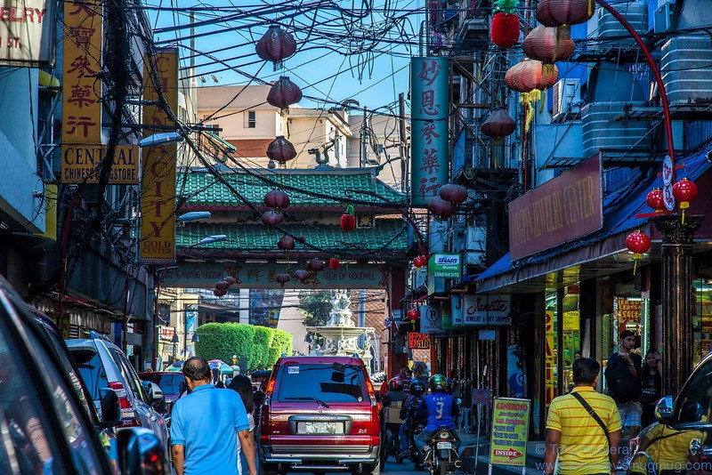Chinatowns - Manila