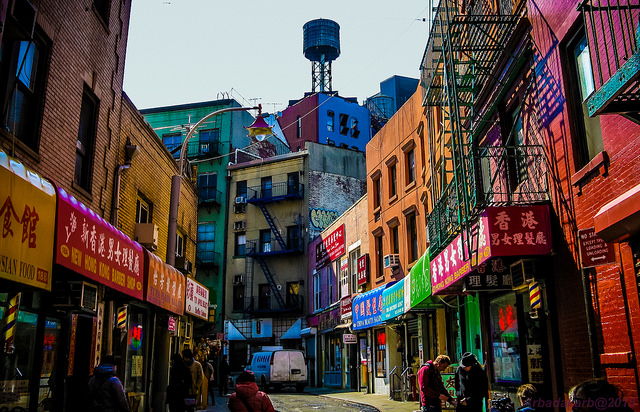 Chinatowns - New York