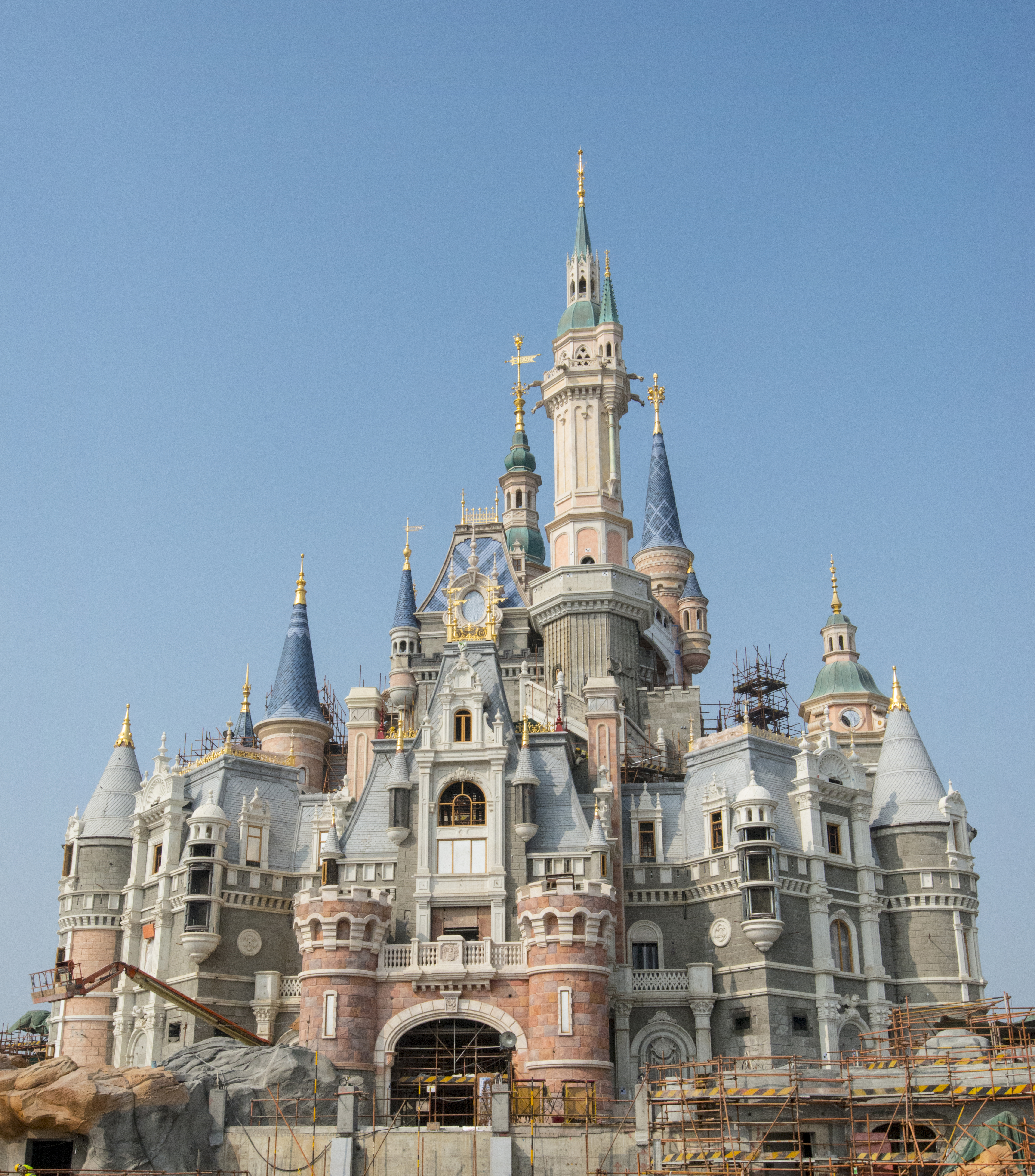 WindowSeat Enchanted Storybook Castle