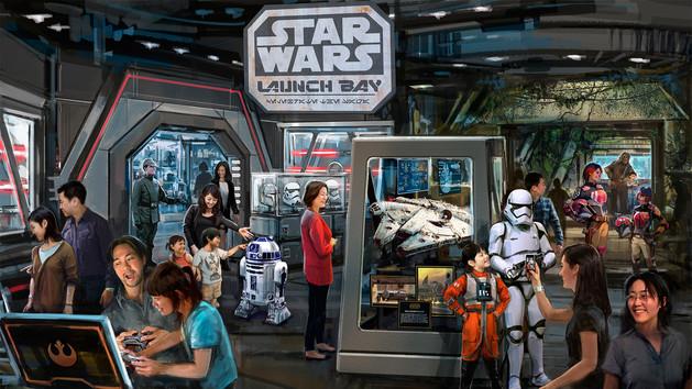 WindowSeat Star Wars
