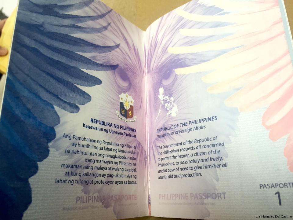 New PH passport