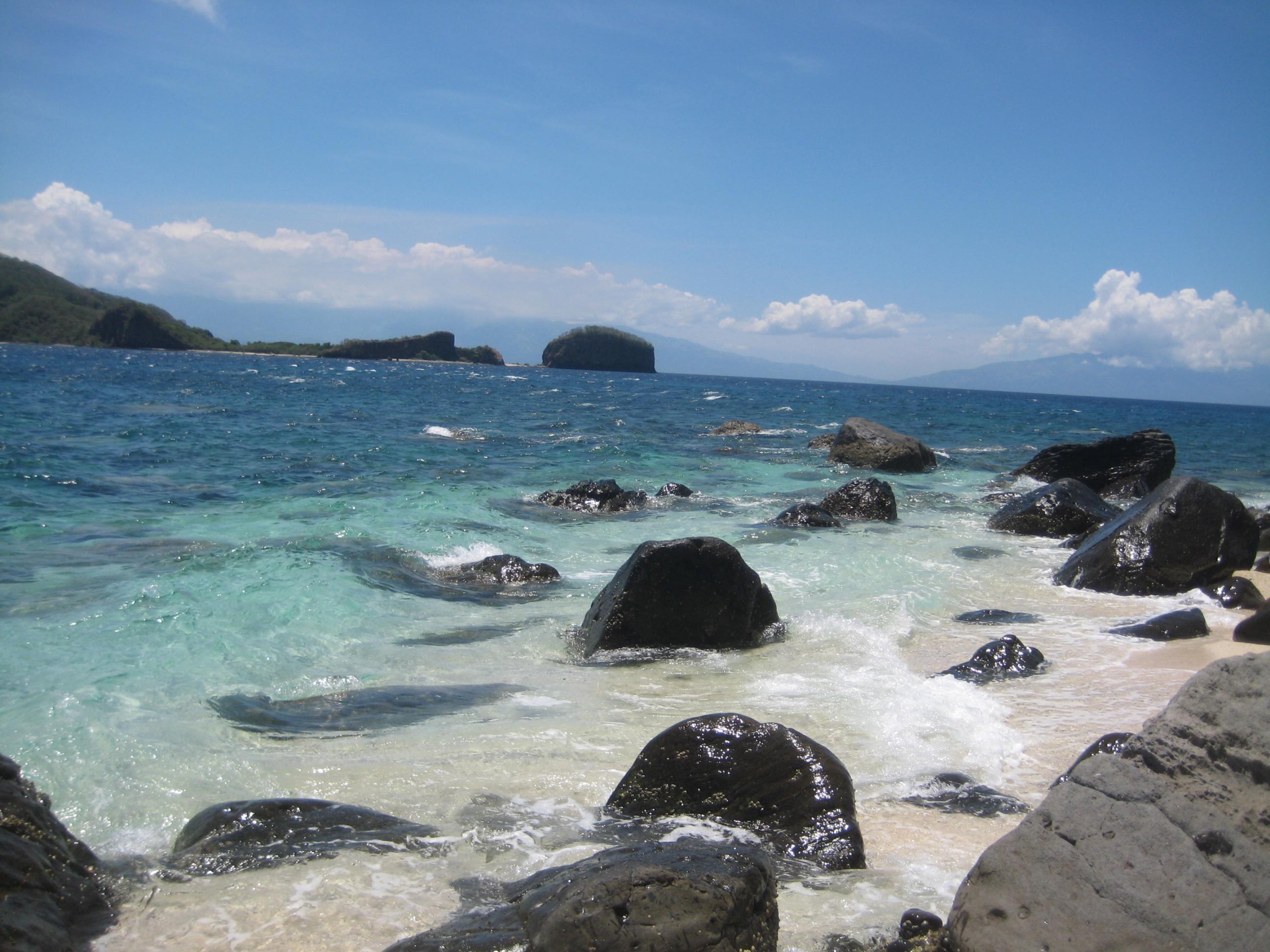 Sombrero Island Batangas Philippines2