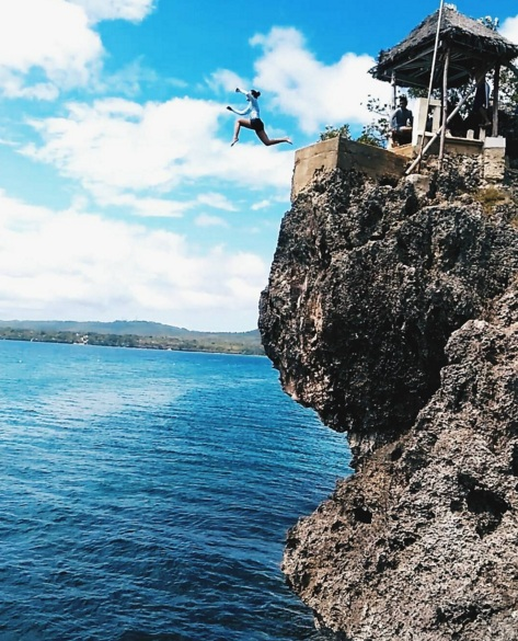 Cliff diving philippines - Highest cliff dive ...
