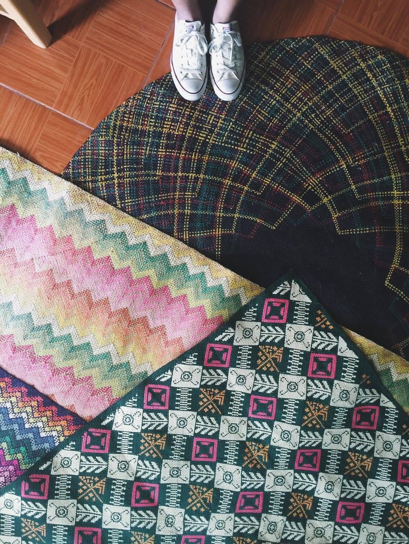 06 Banig shopping in Basey, Samar