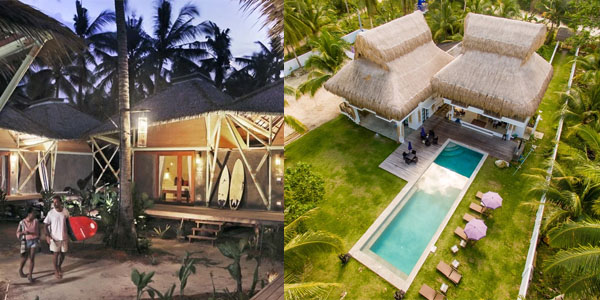 10 of the hippest accommodations in siargao for Boutique getaways
