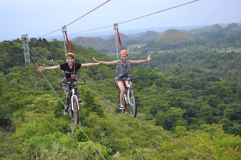 Chocolate Hills Zipline