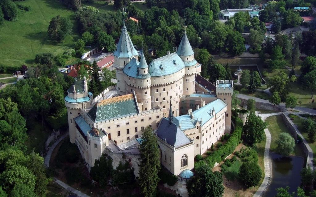 bojnice-castle