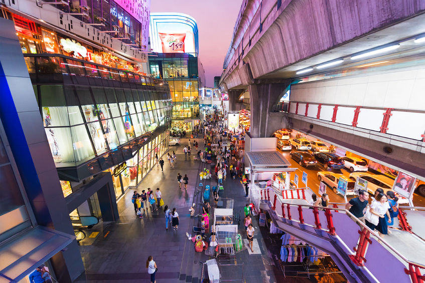 things to do in bangkok siam square