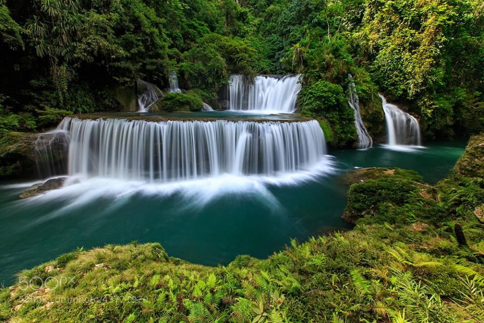 Pinipisakan Falls A Beautiful Remote Waterfall In Samar