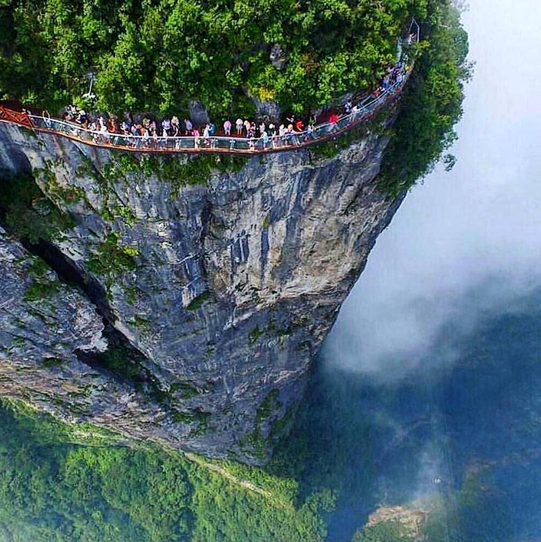 8 Breathtaking Skywalks For The Daredevil In You