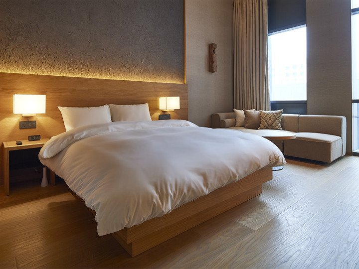 Here S A Look At The Newest Muji Hotel In Shenzhen