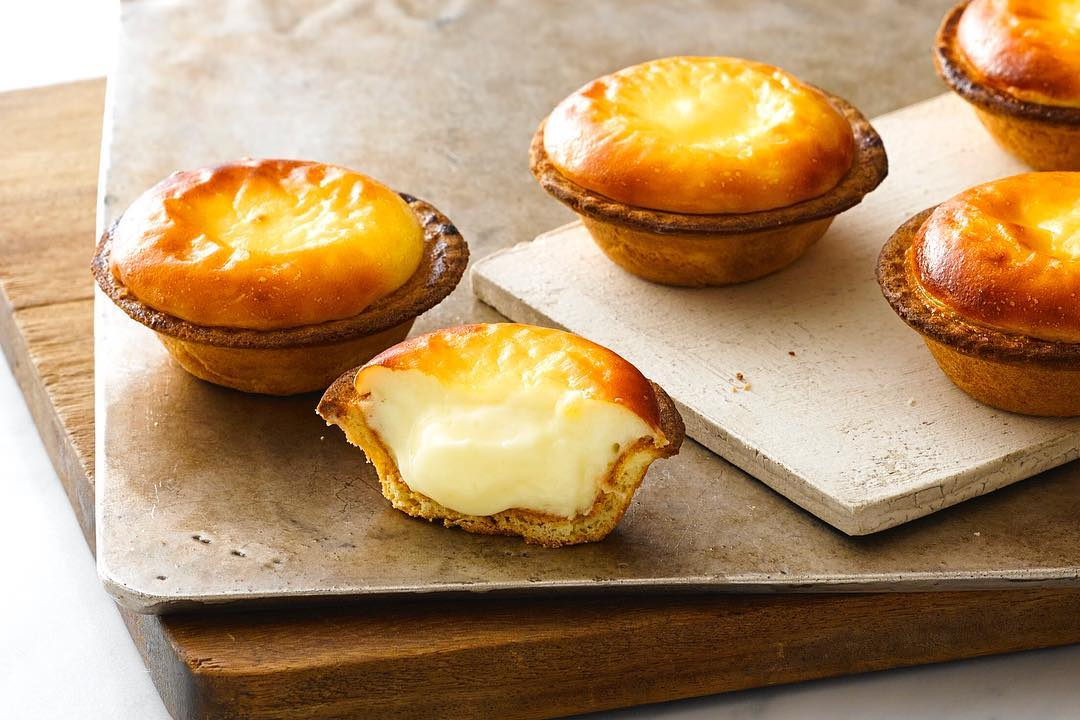 BAKE cheese tart japan manila