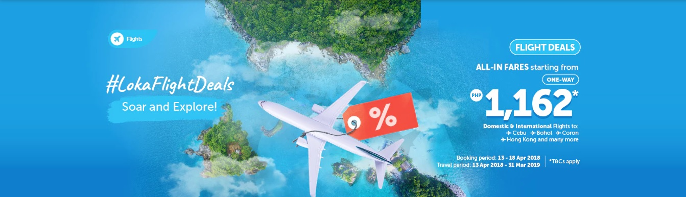Travel Promos To Catch This Week April 16 To 22 2018