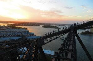 bridge climbs