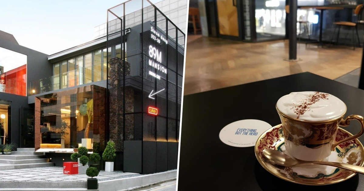 korean idols restaurant