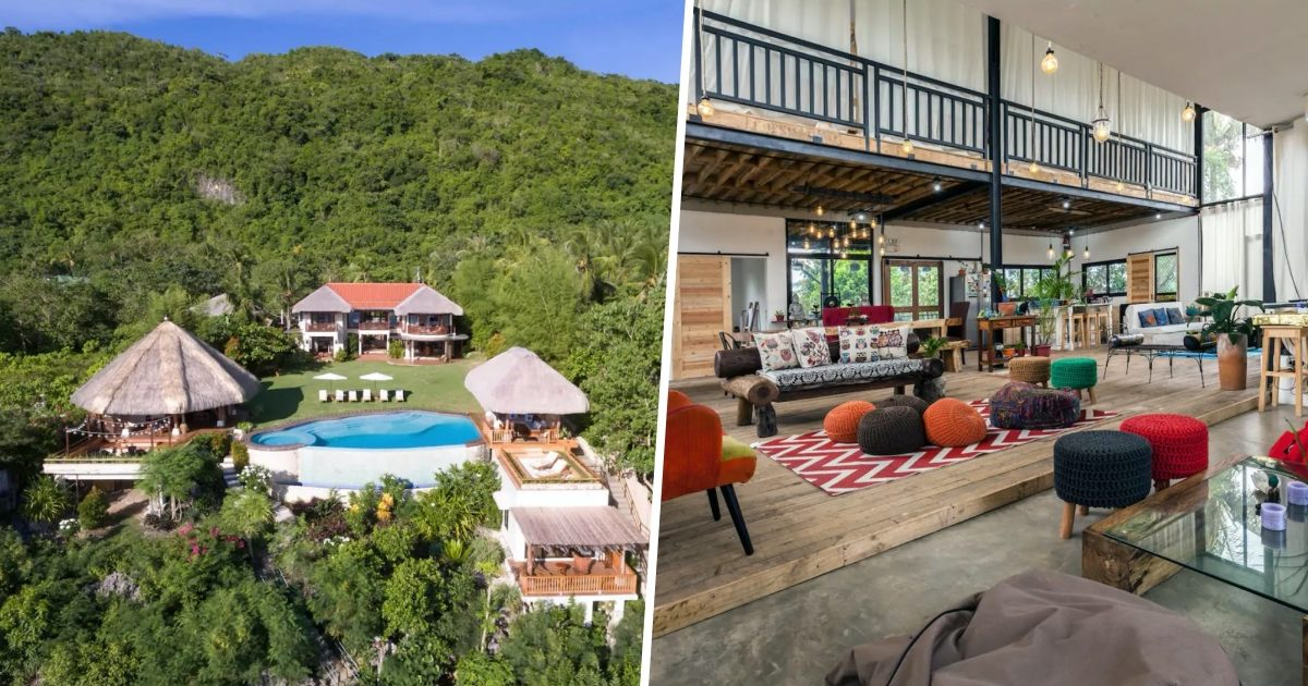11 Beautiful Airbnbs That Can Double As Intimate Wedding Venues Windowseat Ph