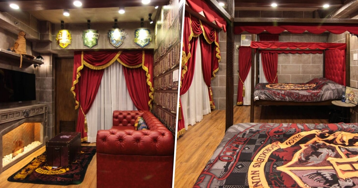 Harry Potter-Themed Airbnb