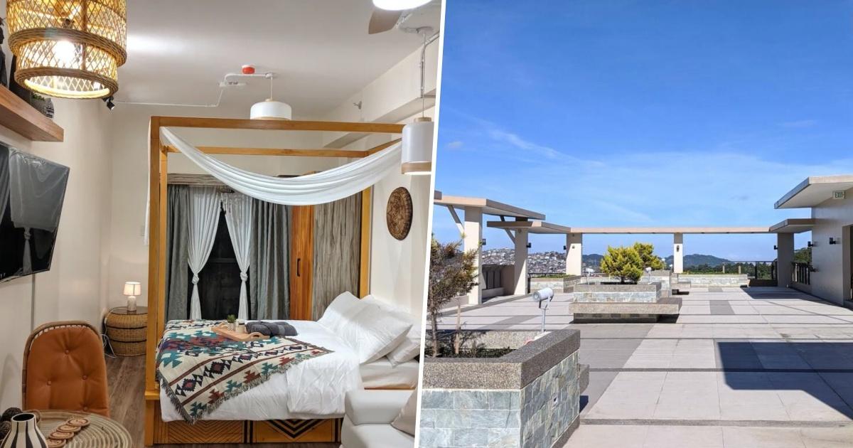 airbnb condo in baguio