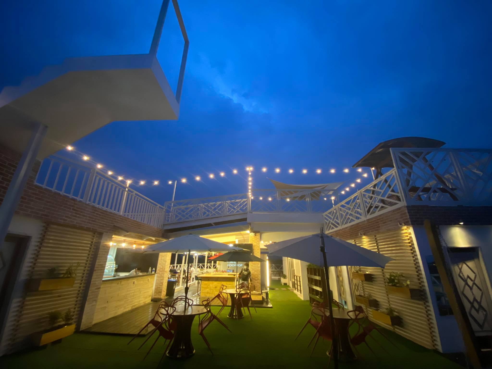 Cafe Rooftop Pampanga