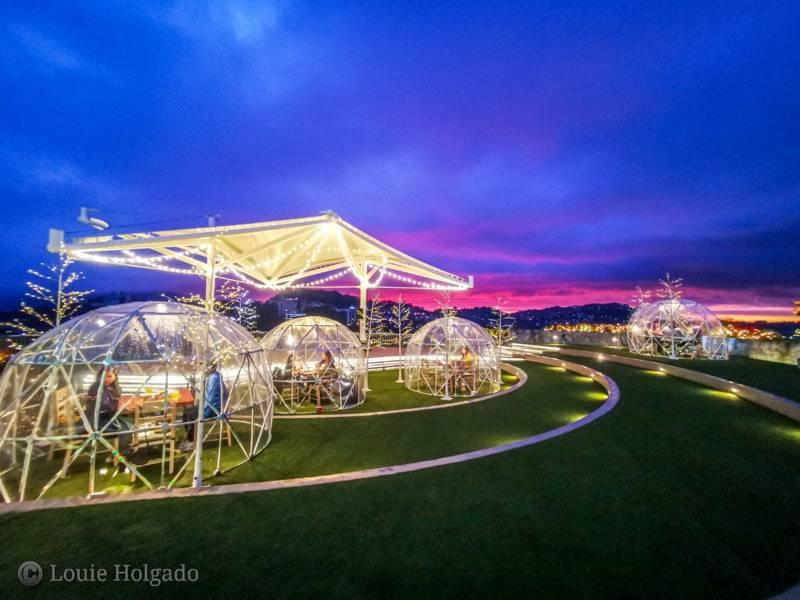 SM City Baguio Sky Pods by Louie Holgado