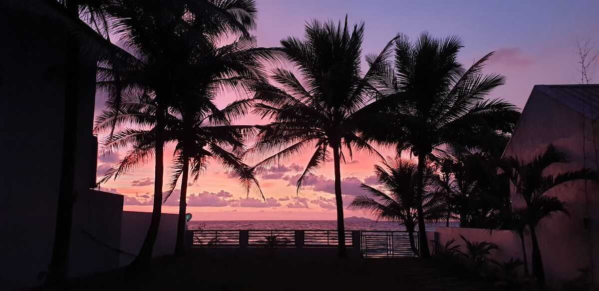 Casita Beachfront Staycation - view