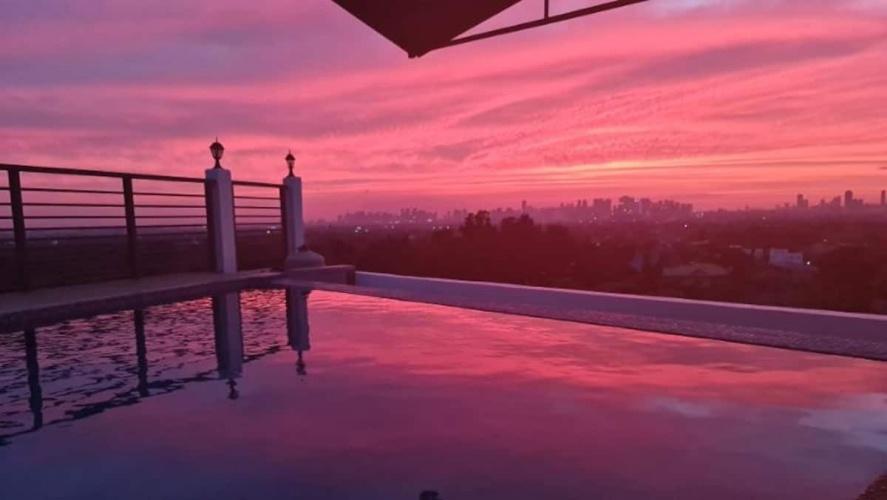 sunset in Rizal