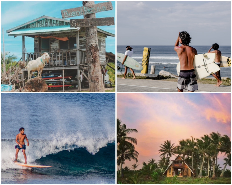Eastern Samar surfing