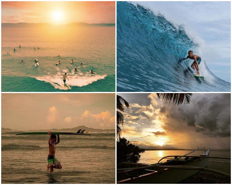 Surigao del Sur surfing