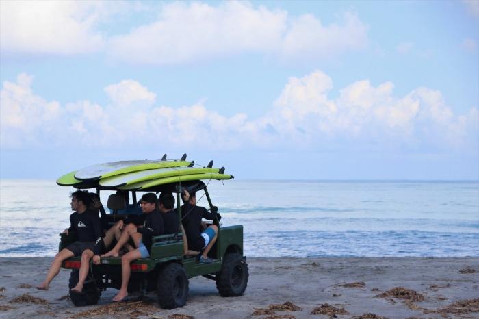 Crystal Beach Resort activities