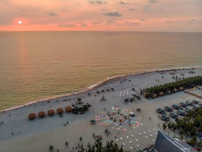 Crystal Beach Resort outdoor
