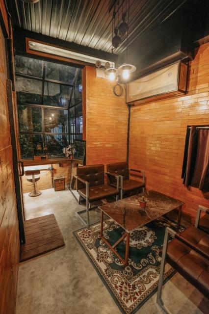 Funky Quarters lounge