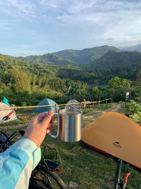 Gabriel's Sanctuary camping