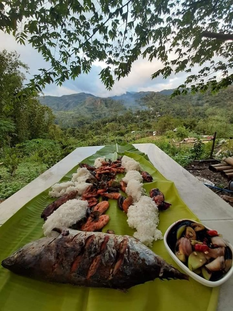 Gabriel's Sanctuary food
