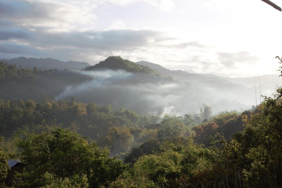 Gabriel's Sanctuary sea of clouds 2
