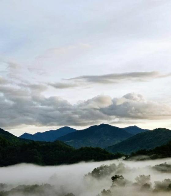 Gabriel's Sanctuary sea of clouds