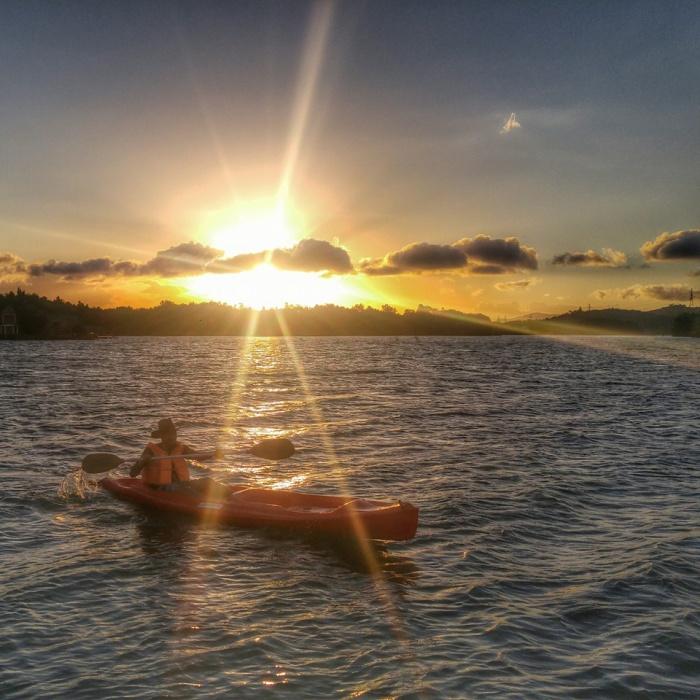 Kaliraya Surf Kamp water sports