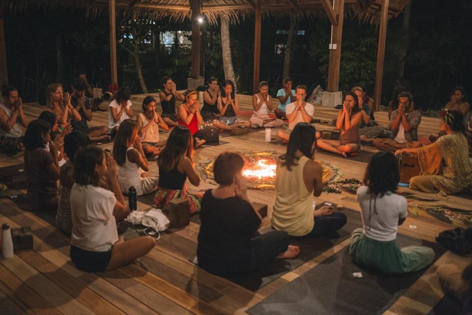 Lotus Shores yoga
