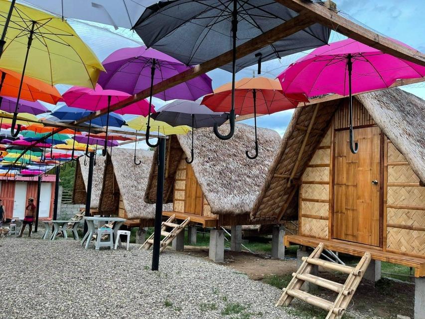 Villa Tomasa Nipa Huts outdoor