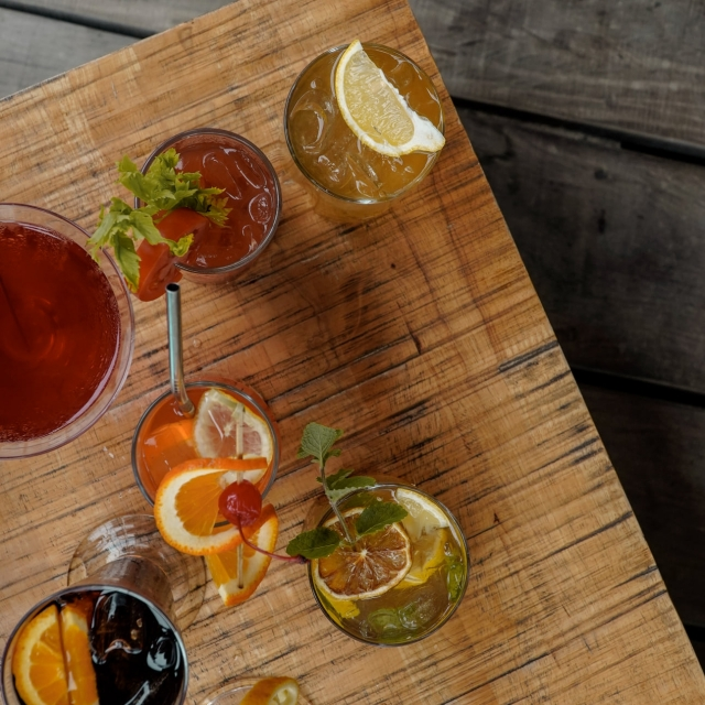 Lamari Siargao cocktails